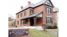 The Paul Laurence Dunbar House was the 1904-1906 home of poet Paul Laurence Dunbar in Dayton, Ohio. It is a historic house museum owned by the state of Ohio and operated by Dayton History on behalf of the Ohio Historical Society.