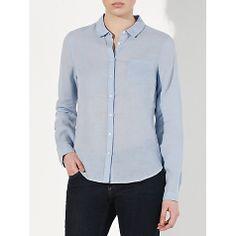 Buy John Lewis Linen Shirt Online at johnlewis.com