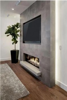 Most current Snap Shots electric Fireplace Hearth Style Most up-to-date Pic Fireplace Remodel with tv Popular Great Pictures flush Fireplace Remodel Popul Living Room Decor Fireplace, Home Fireplace, Fireplace Remodel, Modern Fireplace, Fireplace Hearth, Wall Fireplaces, Contemporary Fireplace Designs, Basement Fireplace, Shiplap Fireplace
