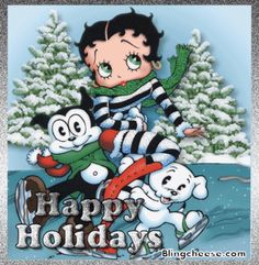 Happy Holidays to one and all!!!!!<3<3<3