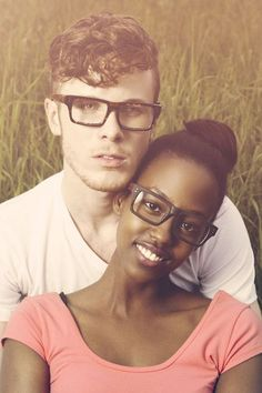 Black Girl White Boy Love ][ <3<3