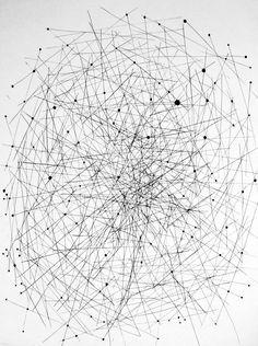 ulrike wathling #inkonpaper #artist #ulrikewathling #montblanc #artwork #drawing