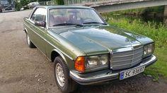 Mercedes-Benz Andre 230CE 1981, 198 000 km, kr 100 000,-