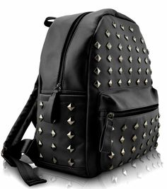 What can you do with your little one's belongings when out and about? You could make them feel both grown up and cool with their very own bag. We've designed this backpack that both girls and boys can enjoy. With free delivery to UK addresses Rucksack Backpack, Black Backpack, Designer Backpacks, Fashion Backpack, Unisex, Rock, Purple, Metal, My Style