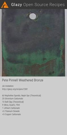 Image result for Pinnell Weathered Bronze Green