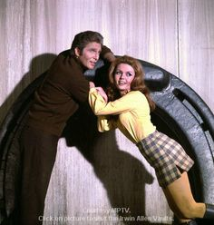 Don Matheson and Deanna Lund, Land of the Giants.