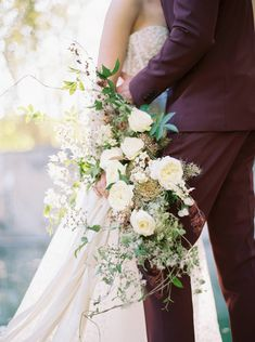 Old World Wedding Inspiration in the heart of Provence via Magnolia Rouge