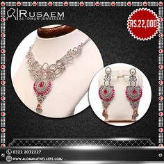 Illuminate and elevate! Product: Necklace Set http://www.alomanjewellers.com/product-category/necklaces/  100% Pure 925 Silver. Free Repolish After 1 Year. 3days Money Back Policy.  Address: Al Oman Jewellers Ocean Mall, 2nd Floor Opp Nishat Linen Karachi, Pakistan Phone: 021 35166640 Email: Info@Alomanjewellers.Com  #AlOmanJewellers #Jewellry #ExclusiveJewellry #Rings #Bracelets #Lockets #Tops #BridalSets #FittedRings #JewellryDesigns #Remanufacturing #Remodeling #Specialoffers…