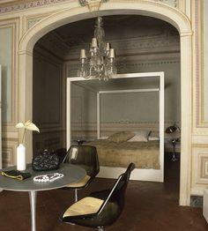 Stunning Modern Victorian Bedroom