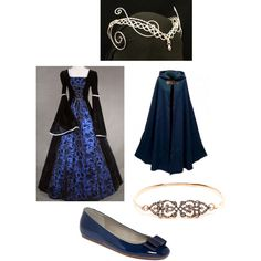 A fashion look from April 2013 featuring ECCO flats and Sabine G. bracelets. Browse and shop related looks.