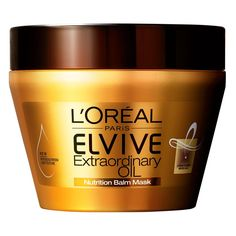 L'oreal Paris Elvive Extraordinary Oil Nutrition Balm Mask 300 mL