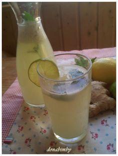 donabimby: Limonada de gengibre