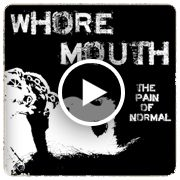 """► Play!: """"THE PAIN OF NORMAL"""" by Whore Mouth - SUI GENERIS Mixtape Vol. 019 - Goth Rock, Post Punk, Wave monthly """"best of""""compilation by DJ Billyphobia (SGM >> Virus G Zine) #deathrock #industrial"""