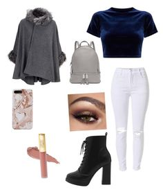 """Untitled #14"" by mara-calinescu on Polyvore featuring Michael Kors"