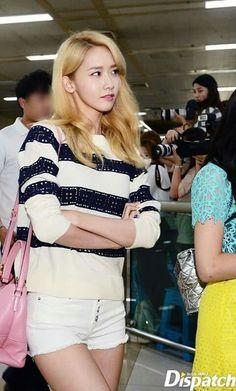 #Yoona #Gimpoairport #backtoKorea #07072015