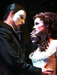 Love Never Dies. Phantom of the Opera Sequel.  Amazing. Seriously.