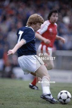 Foto di attualità : Gordon Strachan of Scotland during the Wales v...
