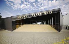 "The Sports Hall ""Salto"", Paide, Estonia"