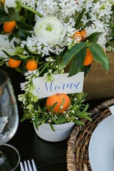 85 Cheerful Citrus Wedding Decor Ideas | HappyWedd.com