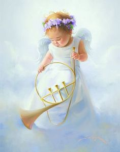 Angel Baby IV ~ Joyce Birkenstock