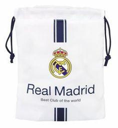 SAQUITO MERIENDA REAL MADRID