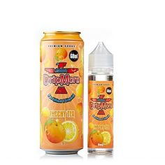Peachy Tea by Drip More E liquid is one of our absolute favorites. Tart sweet and fresh peaches paired with a sweet tea that will make your taste buds dance with flavor! This is a must try even if you don't vape peaches on the daily!