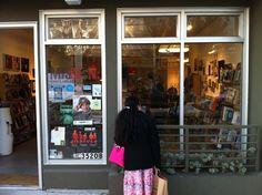 Mission: Comics & Art in San Francisco, CA