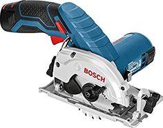 ##  Bosch Professional GKS 12 V-26 Akku-Kreissäge (Sägeblatt-Ø 85 mm, click&go, ohne Akku, ohne Ladegerät, 12V, L-BOXX) 06016A1002  **