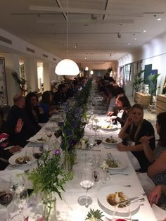 Heal's Dinner with the Designers 22nd September 2015
