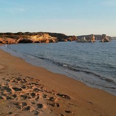 #throwback Μαυροσπήλια (May 2k19) #kimolos #kimolosisland #cyclades #aegean #greece #summervibes #summer #nofilter #beach Greece, How Are You Feeling, Island, Beach, Water, Outdoor, Instagram, Block Island, Water Water