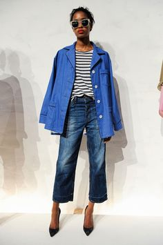 J Crew's take on French style!