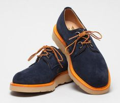 Mark McNairy Suede Air Vent Gibson