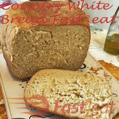 Recipes With Egg And Milk, White Bread Recipe With Milk, Milk And Eggs, Milk Recipes, Bread Recipes, Healthy Recipes, How To Make Bread, Food Pictures, Love Food