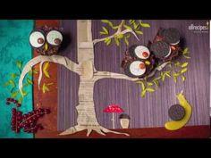 #Cupcakes oder #Muffins werden mit dieser Anleitung im Nu in eine süße #Eule verwandelt. Die kleinen Eulen sind perfekt für den #Kindergeburtstag, #Halloween, #Faschingsparty oder #Diplomabschluss. Das Rezept gibts auf Allrecipes Deutschland: http://de.allrecipes.com/rezept/13193/cupcakes--eule-.aspx