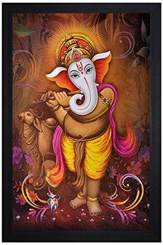 SAF 'Ganesha' Painting (Wood, 30 cm x 3 cm x 50 cm, Speci... https://www.amazon.in/dp/B016N46RGC/ref=cm_sw_r_pi_dp_x_0KH.zbC1DRSGD