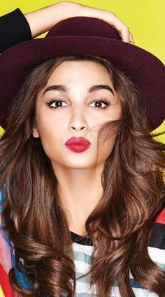 sexy look in hats Indian Celebrities, Bollywood Celebrities, Beautiful Celebrities, Beautiful Actresses, Prettiest Actresses, Beautiful Bollywood Actress, Most Beautiful Indian Actress, Alia Bhatt Photoshoot, Vogue Photoshoot