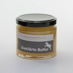 Kings geklärte Butter