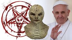 Pope Francis Warns About The 'Reptilian' Devil (Video)