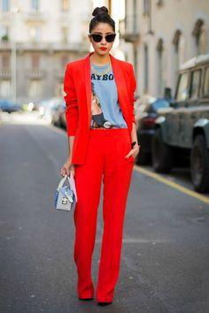 Terninho feminino - Moda para quem trabalha