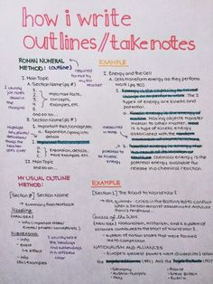 69 Ideas School Organization Highschool Note Taking Tips - Schule Ideen High School Hacks, Life Hacks For School, School Study Tips, Back To School Tips, Middle School Hacks, School Goals, School Starts, Starting School, School Ideas