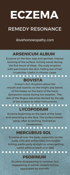 Eczema Homeopathic Remedies                                                                                                                                                                                 More
