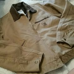 Carhartt coat, size sm, but will fit med, womens Carhartt coat, size med, but will fit med too, I'm med and it fit me...excellent condition, only wore 2 times if that..... carhartt  Jackets & Coats