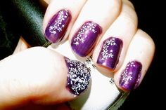 Six Easy Steps to Make Lovely Flower Design, Nail Care Tips. Everything you want to know about proper nail care.