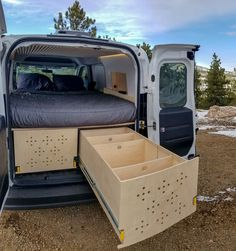 The Smalls Campervan — Native Campervans Minivan Camping, Truck Bed Camping, Kangoo Camper, Sprinter Camper, Campervan Bed, Campervan Interior, Camper Life, Truck Camper, Kombi Trailer