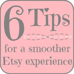 Sugar Tart Crafts: Opening up Shop: Tips to help you get started selling on Etsy.