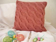 Decorative pillow case from MariArt by DaWanda.com #MariAndAnnieArt