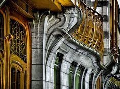 Art Nouveau - Hôtel Solvay - Bruxelles - Victor Horta (1861-1947)