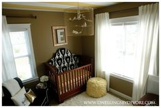 Love how this would grow with the baby.