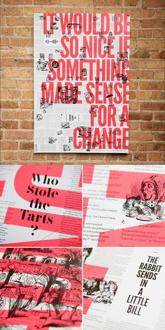 It would be very nice... Story Book Poster / Brandt Brinkerhoff & Katherine Walker