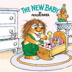 In this book, Little Critter faces the challenge of figuring out what to do with a new baby sister. This is a great read for families with a new baby in the family.